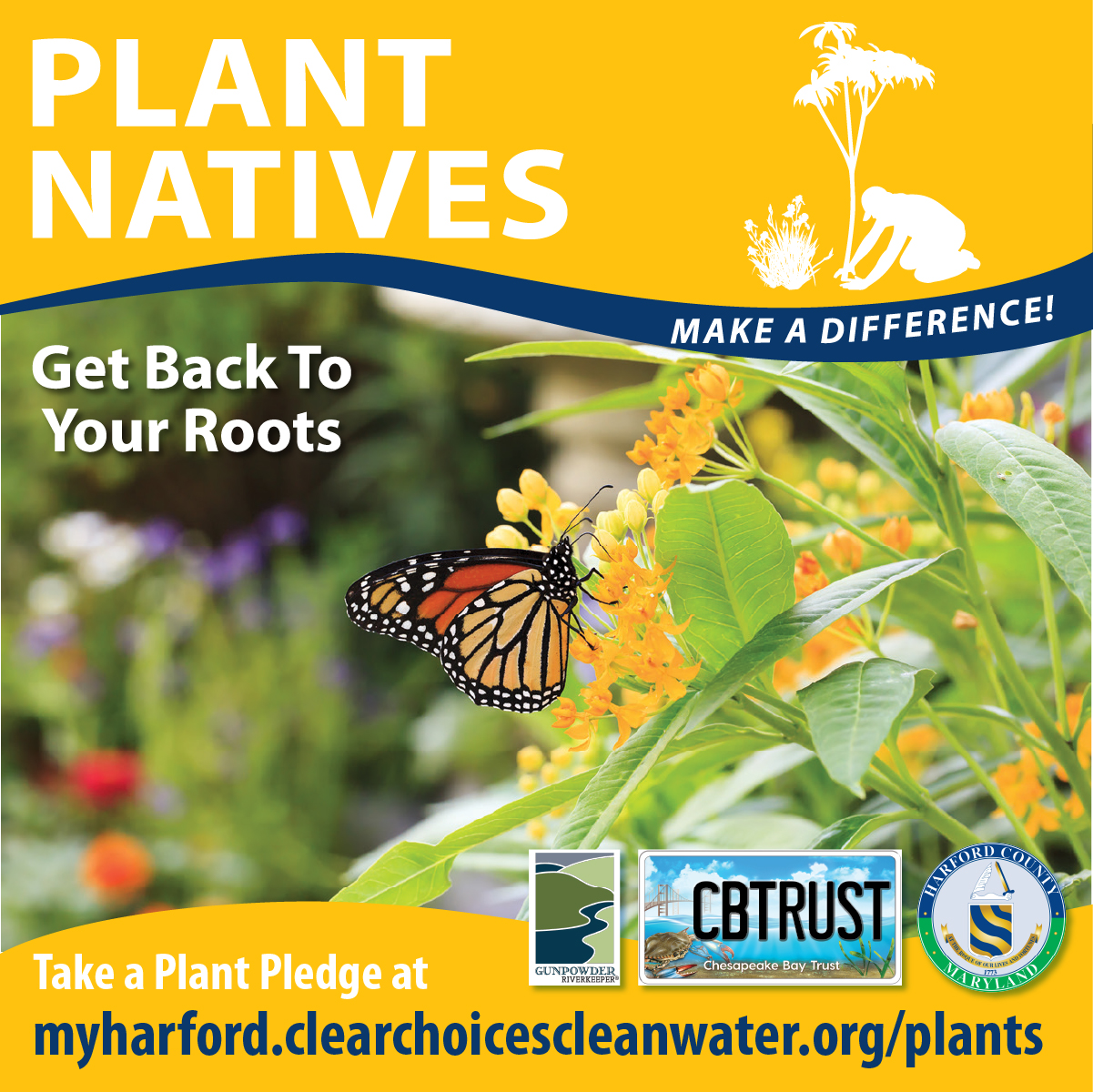 It's a Great Time to Take the Native Plant Pledge!