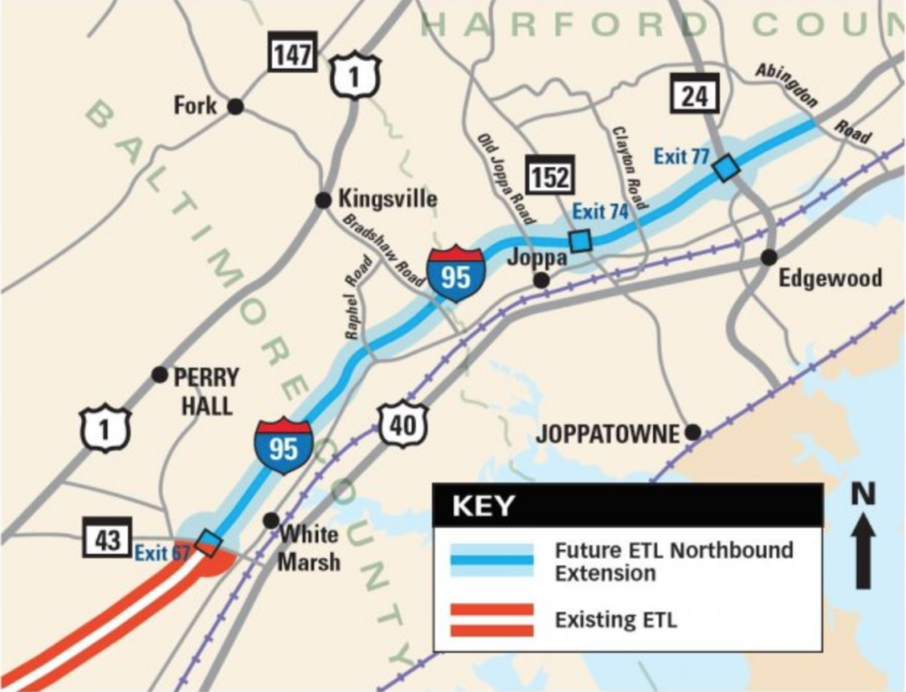 Wetlands and Waterways Permit Modification Hearing for MTA I-95 Section 200 NB Express Toll Lanes