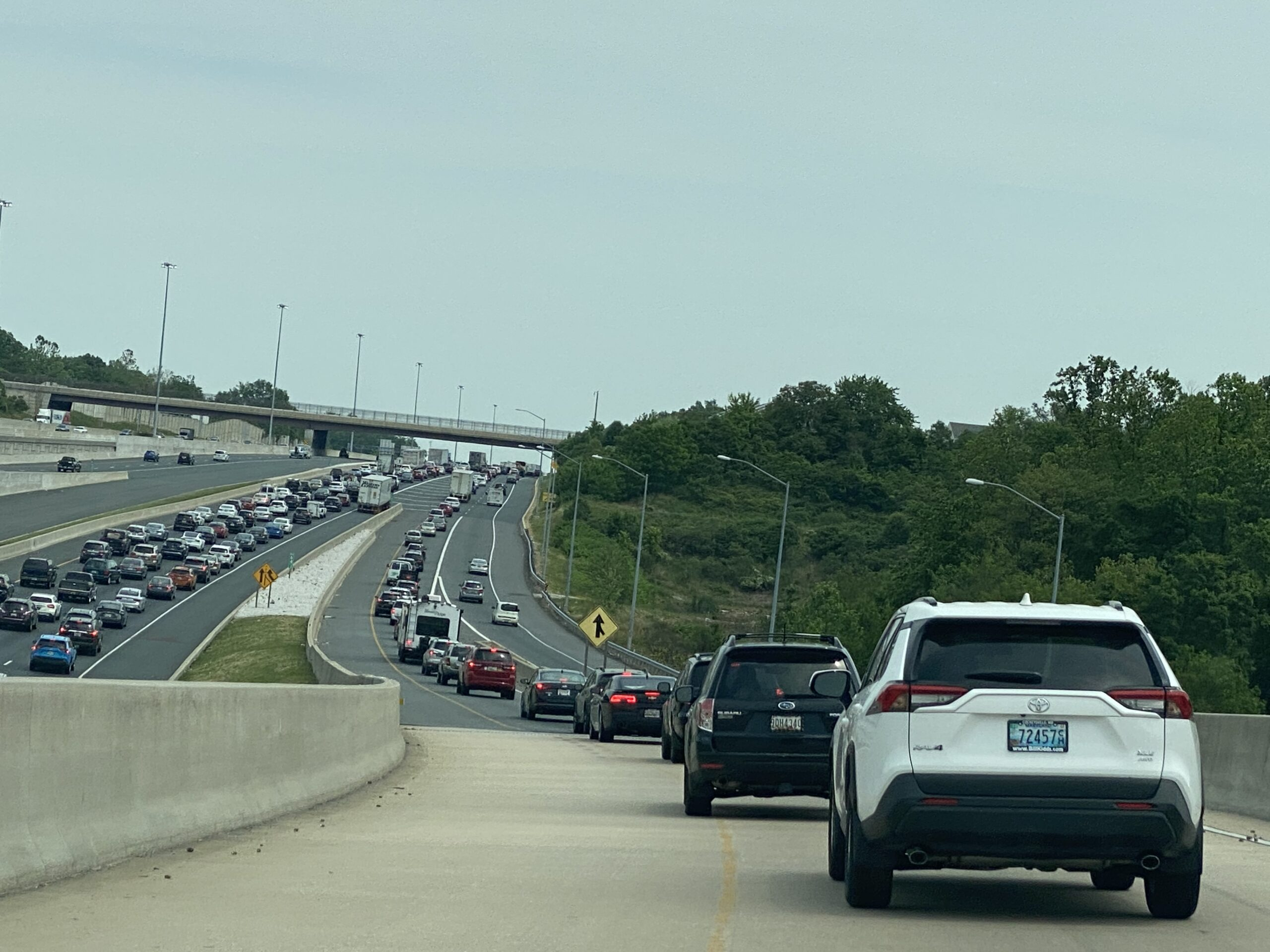 Gunpowder Riverkeeper files Petitions on the MDE Permit for the MDTA I-95 Extended Toll Lanes Project